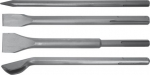 Штробер по бетону SDS-MAX , хром-молибденовая сталь 25х18х320мм., FIT, 33508